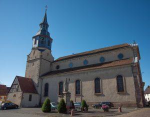 Sainte-Croix-en-Plaine-église-2