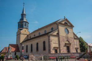 Sainte-Croix-en-Plaine-église-3