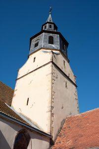 Sainte-Croix-en-Plaine-clocher