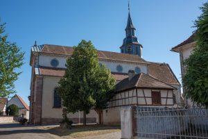 Sainte-Croix-en-Plaine-eglise