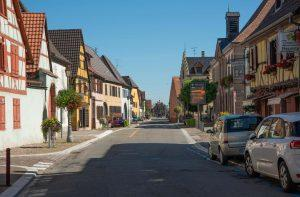 Sainte-Croix-en-Plaine-route-de-bâle